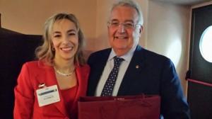 Paola Zambon e Aldo Milanese